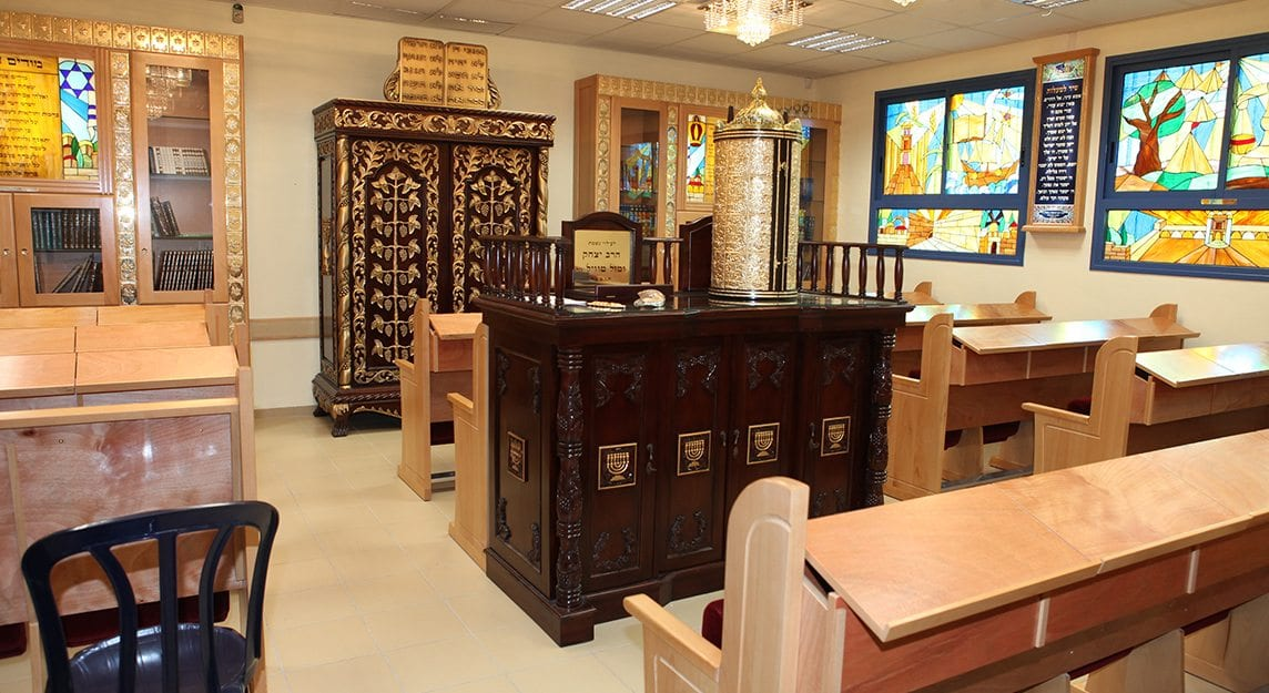תיבה לבית הכנסת